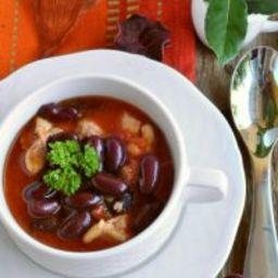 Copycat Panera Southwest Chicken Soup