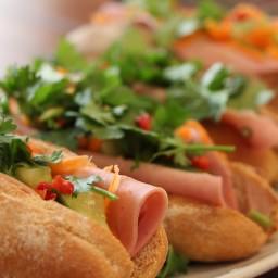 Copycat Vietnamese Pork Rolls (Banh mi thit)