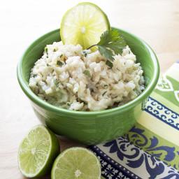 Copycat Chipotle Cilantro Lime Brown Rice