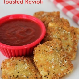 Copycat Olive Garden Toasted Ravioli Recipe