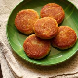 corn patties recipe | corn cutlet recipe