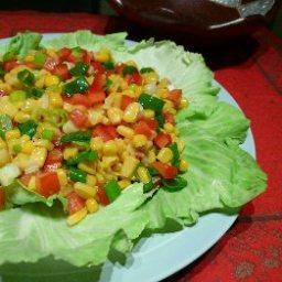 Corn Toss Salad
