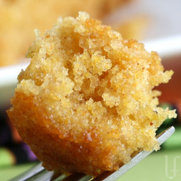 Stick to Your Hips Cornbread Cake