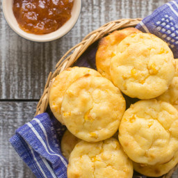 Cornbread Pudding Muffins - An Improved Cornbread