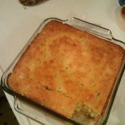 Cornbread With Jalapeno and Cheese