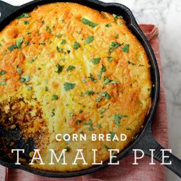 Corn Bread Tamale Pie