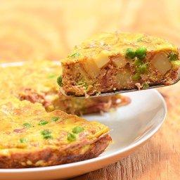 Corned Beef Frittata