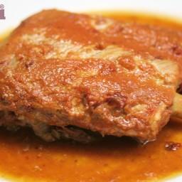 Costillitas Oaxtepec – Oaxtepec Pork Ribs