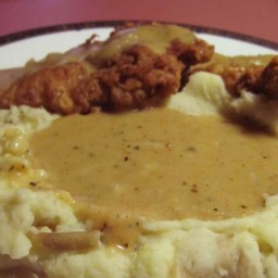 Country Style Chicken Gravy
