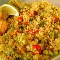 Couscous Jambalaya