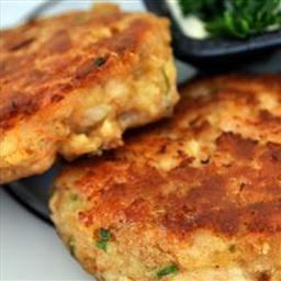 Crab Cakes - Christian's Recipe
