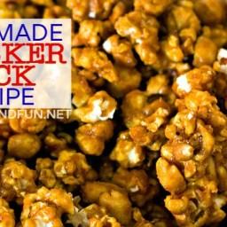 Cracker Jack Recipe - a Homemade Copycat!