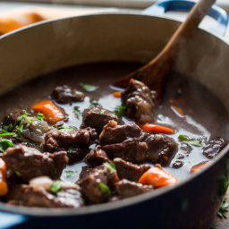 Craig Claiborne's Beef Stew