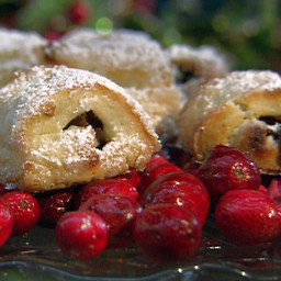 Cranberry and Date Roll Ups