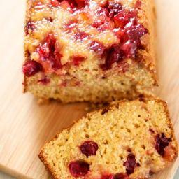 Cranberry and Quinoa Bread