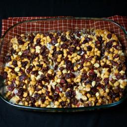 Cranberry Crunch Bars