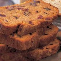 Cranberry-Walnut Pumpkin Bread