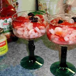 Crawfish or Shrimp Cocktail