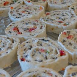 Cream Cheese Ranch Roll-ups