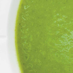Cream of Celery and Spinach Soup