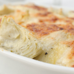 Creamy Artichoke Dip