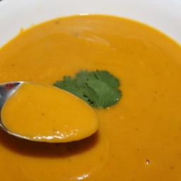 Creamy Butternut Squash Soup