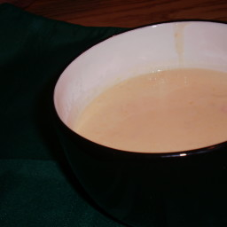 Creamy Cheese Soup