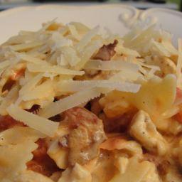 Creamy Chicken, Bacon and Tomato Pasta (12)