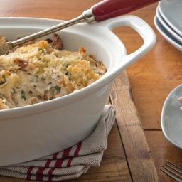 Creamy Chicken-Potato Bake