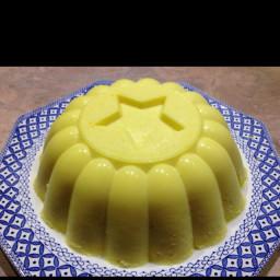 Creamy Mango Jelly