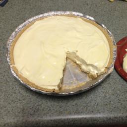 Creamy Orange Pie