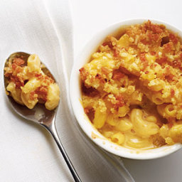 Creamy Four-Cheese Macaroni
