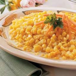 Creamy Sweet Corn Recipe