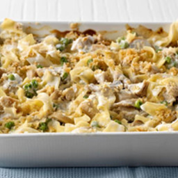 Creamy Tuna Noodle Casserole
