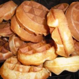 Crisp Belgian Waffles