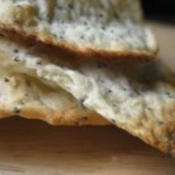 Crisp Seeded Mega-Crackers