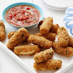 Crisp Mozzarella Sticks