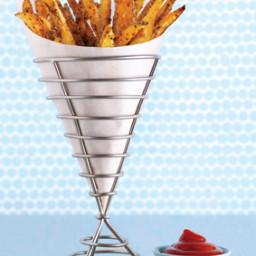 Crispy Seasoned Oven Fries
