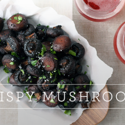 Crispy Mushrooms