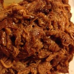 Crock Pot  Barbecue Pulled Pork Sandwiches