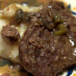 Crock Pot Beef Cubed Steaks