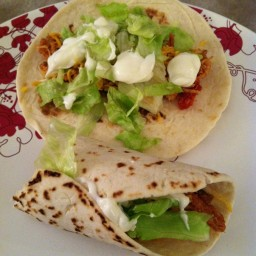 Crock Pot Chicken for Tacos
