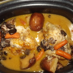 Crock Pot Chicken & Vegetables