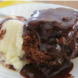 Crock Pot Hot Fudge Sundae Cake