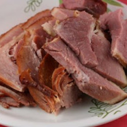 Crock-Pot Maple Ham Recipe
