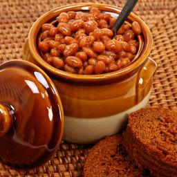Crock Pot Pintos