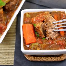Crock Pot Swiss Steak