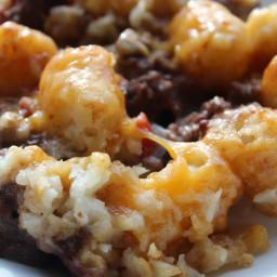 Crock Pot Tater Tot Casserole Recipe