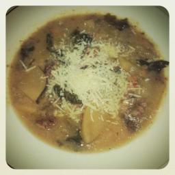 Crock Pot Zuppa Toscana Soup