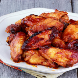 Crockpot Bbq Chicken Wings